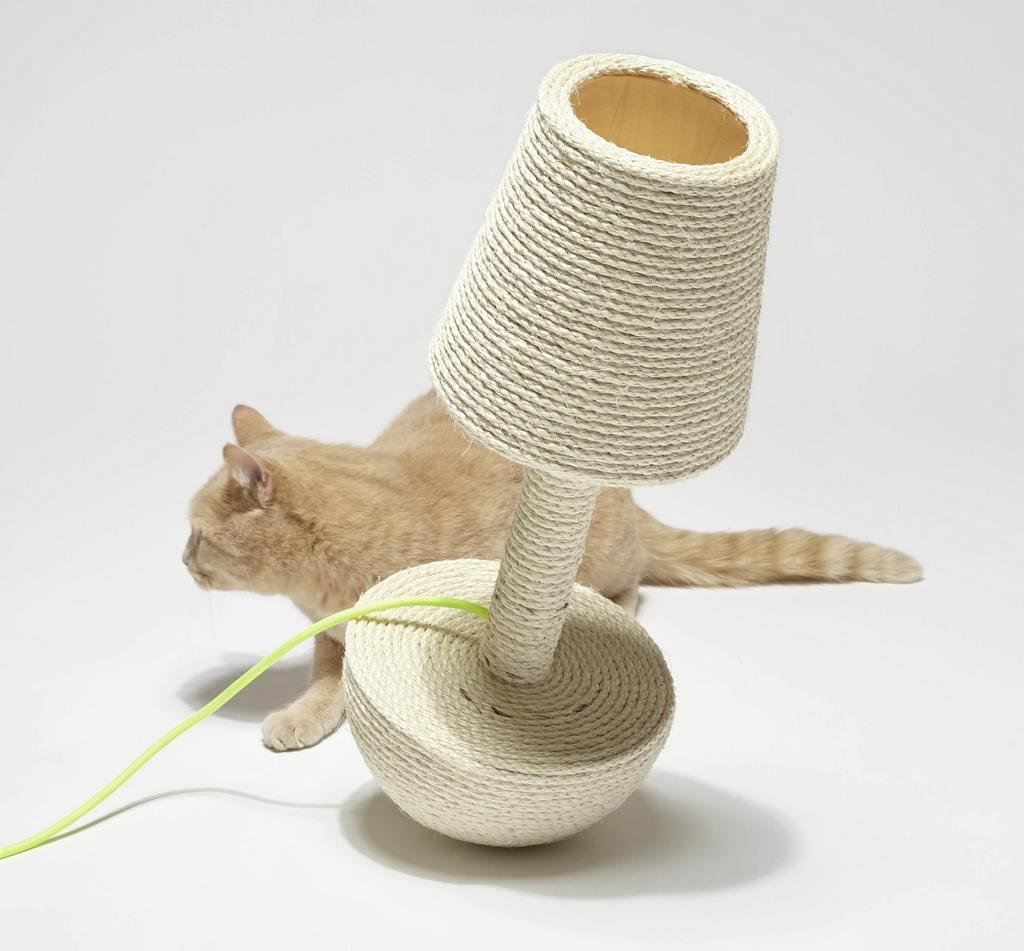 Kat krabt NIET meer aan je meubels, gordijnen   franteresting