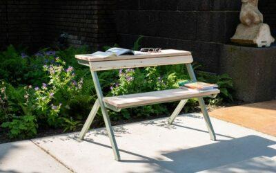 Re-designing de picknick-tafel